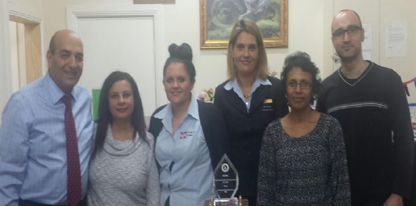 Dr Solomon, Emma Solomon, Jenna, Lisa, Dr Tharini